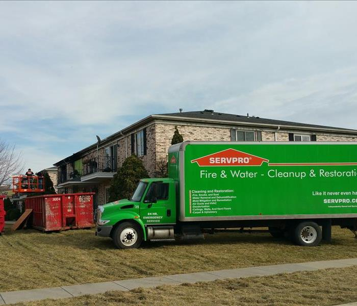 SERVPRO of Ottumwa / Oskaloosa Gallery Photos