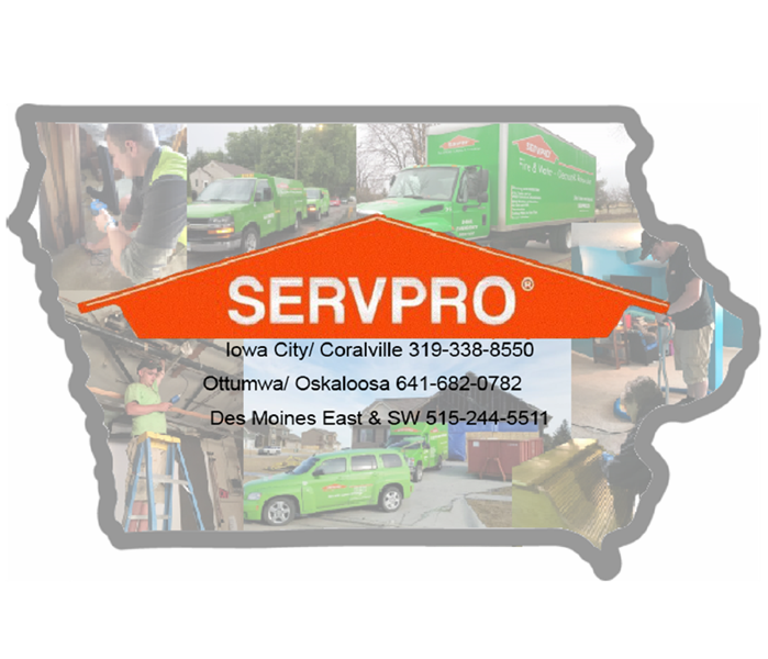 Community SERVPRO of Ottumwa/Oskaloosa is your statewide Large Loss Response Team